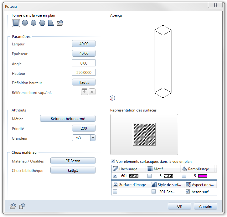 modelling_column_parameters