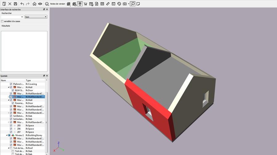 Vers un format standard pour décrire les objets de la maquette numérique